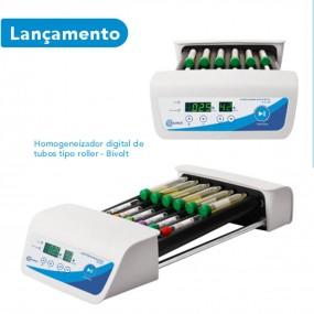 Homogeneizador Digital de Tubos Tipo Roller