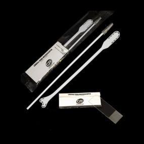 Kit Citologia Ii (01 Escova Cervical + 01 Espátula de Ayre + 01 Porta-lâmina com 01 Lâmina de Vidro) Cx 100 Unidades