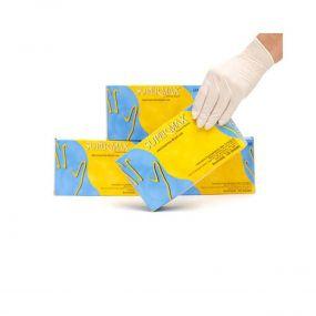 Luva de Látex com Pó para Procedimento Supermax ? Uso Médico Descartável