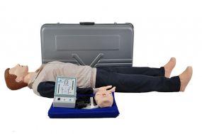 Manequim Adulto para Treino de Rcp (reanimação Cardiopulmonar)
