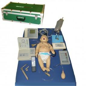 Manequim Bebê Simulador p/ Treino de Acls Neonatal