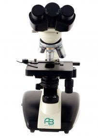 Microscópio Biológico Binocular até 1600x Objetivas Acromáticas