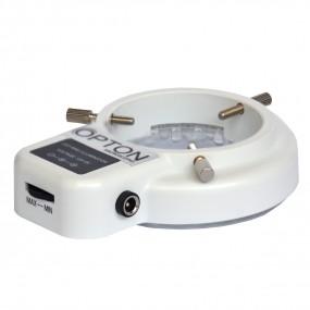 Microscópio Estereoscópico Binocular, Aumento 10x, 20x, 40x E 80x E Iluminação Transmitida E Refletida Led