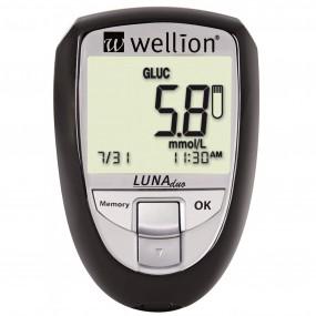 Monitor de Colesterol E Glicemia Luna Duo