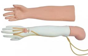 Pele para Reposição do Braço Tzj-0501 Treino de Injeção Anatomic