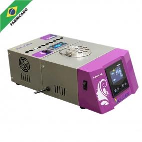 Plasma Gel Digital até 100ºC para 16 Seringas com Bloco de Resfriamento