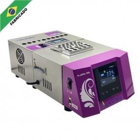 Plasma Gel Digital até 100ºC Para 35 Seringas com Bloco de Resfriamento