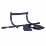 Barra para Porta Multifuncional Batente entre 14cm E 17cm - Liveup - LS3152