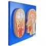 Cabeça em Corte Sagital E Frontal - Anatomic - TZJ-0306