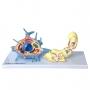 Diorama de Um Neurônio Motor (com Prancha Explicativa) - Anatomic - TGD-0008