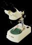 Estereomicroscópio Binocular Aumento até 80x sem Zoom Iluminação Led - Ionlab - XT-3L-BI