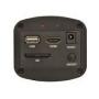 Microscopia Câmera Full HD com saída USB, HDMI e Cartão de memória.