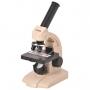 Microscopio Biológico Monocular Aumento 70 a 400x