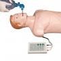 Simulador Torso Adulto para Treino de Rcp E Intubação