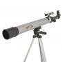 Telescópio Astrônomico com Abertura de 50mm e Lente Focal de 600mm