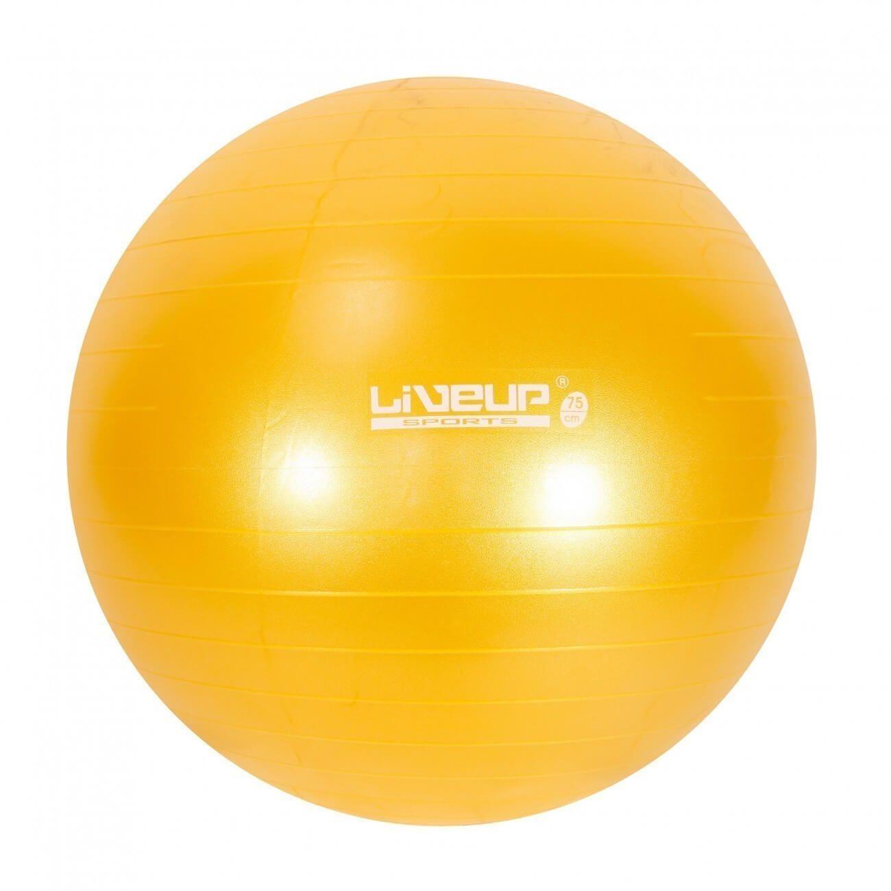 Bola Suiça para Pilates 75cm Liveup