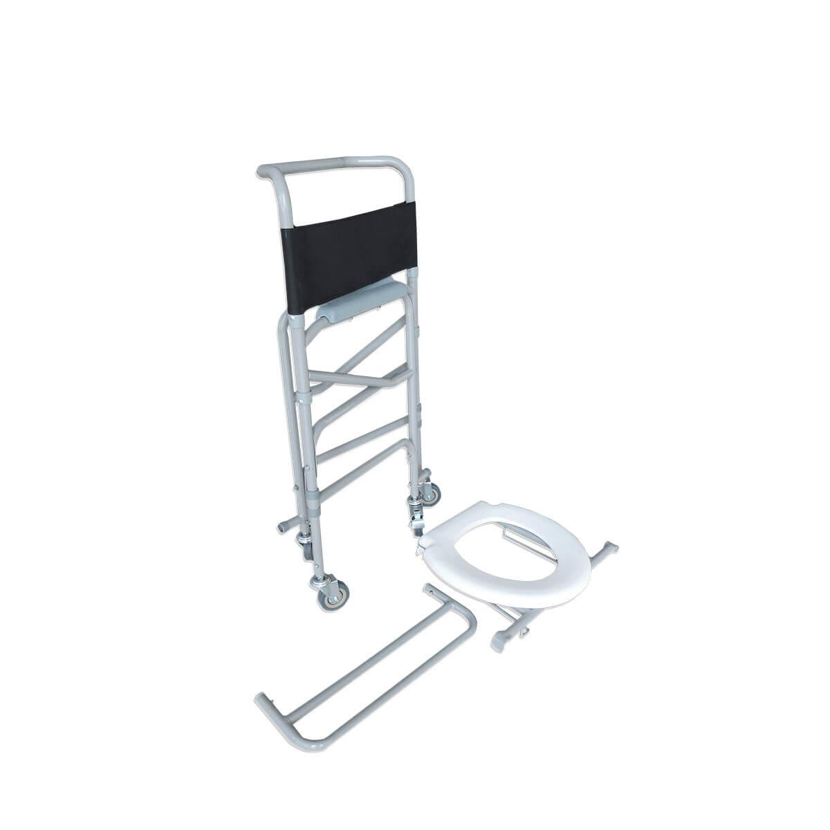 Cadeira para Higiene Banho 3x1 - D40