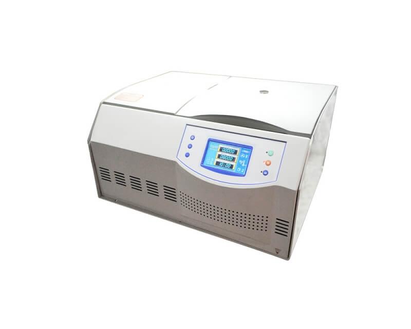 Centrífuga Digital Refrigerada até 16000rpm Rotor com Capacidade 10x15ml Redonda Bivolt