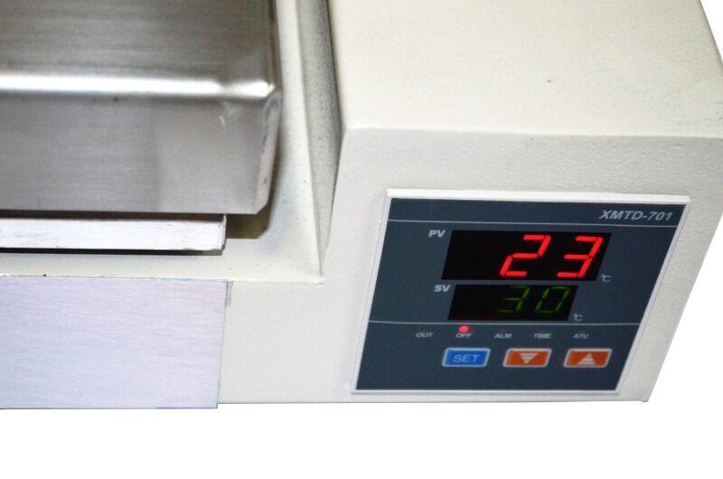 Chapa Aquecedora em Plataforma com Aquecimento até 300°c