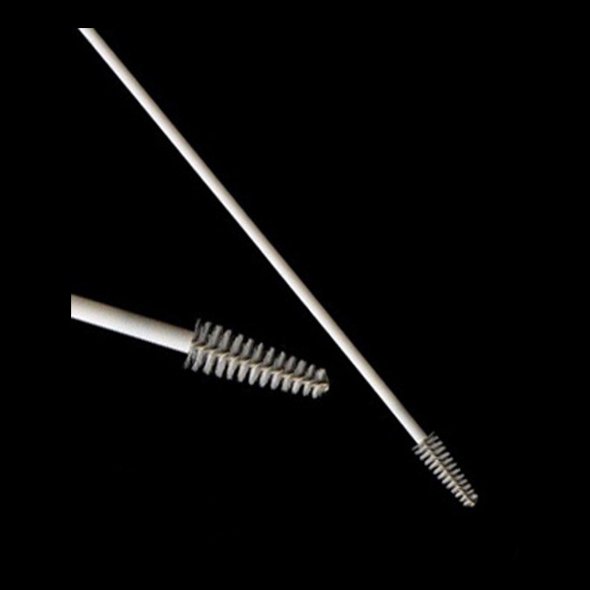 Escova Cervical Tradicional Descartável Caixa com 100 Unidades