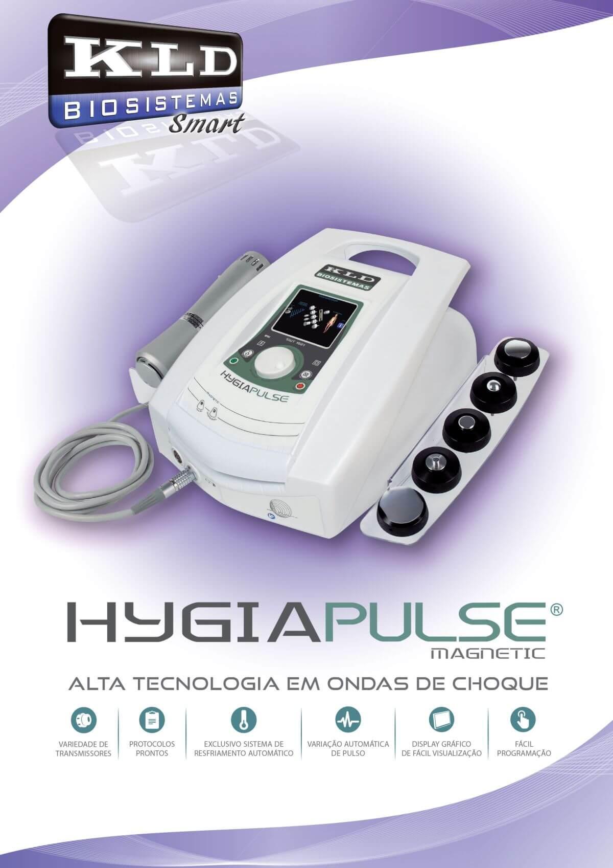 Hygiapulse - Ondas de Choque Eletromagnético