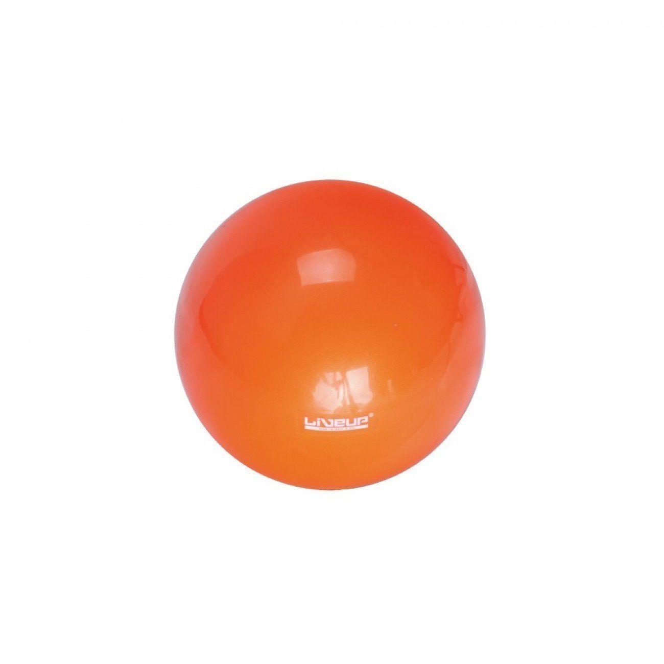 Kit 12 Overball 25cm Circunferencia Cor Laranja Liveup