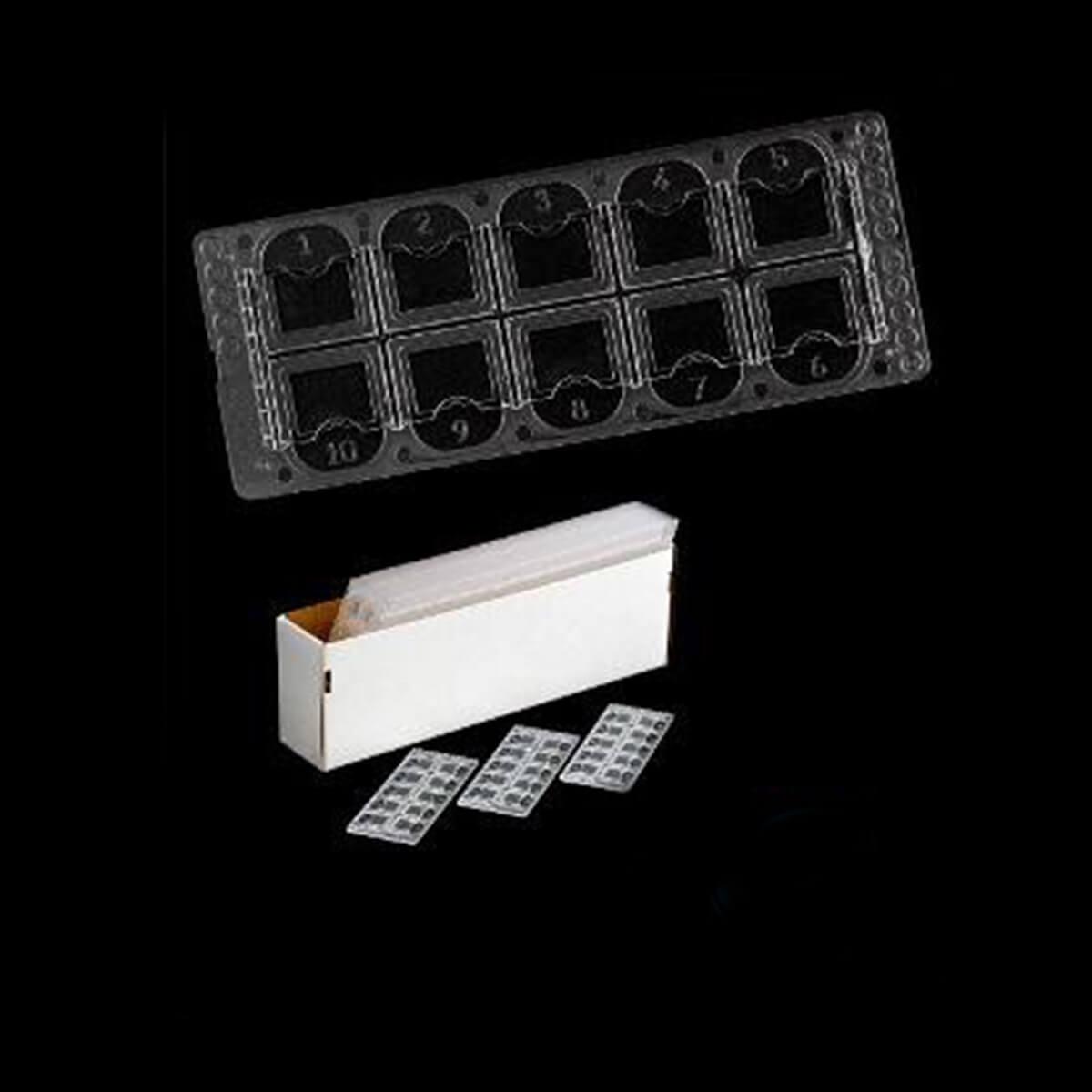 Lâmina K-cell para Contagem de Sedimentos Urinários 100 Unidades