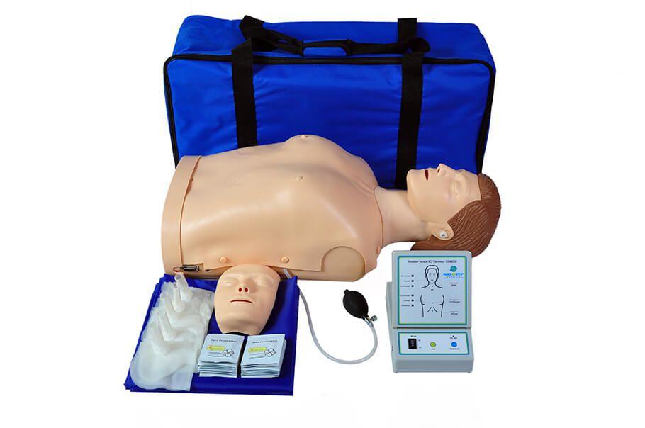 Manequim Torso para Treino de Rcp (reanimação Cardiopulmonar)