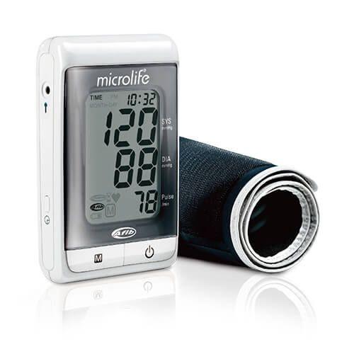 Monitor de Pressão Arterial E Fibrilação Atrial Microlife Afib