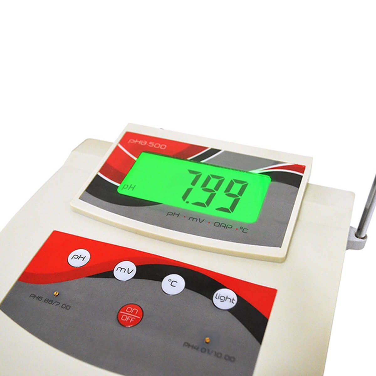 Phmetro de Bancada Ph, Mv (orp) E Temperatura