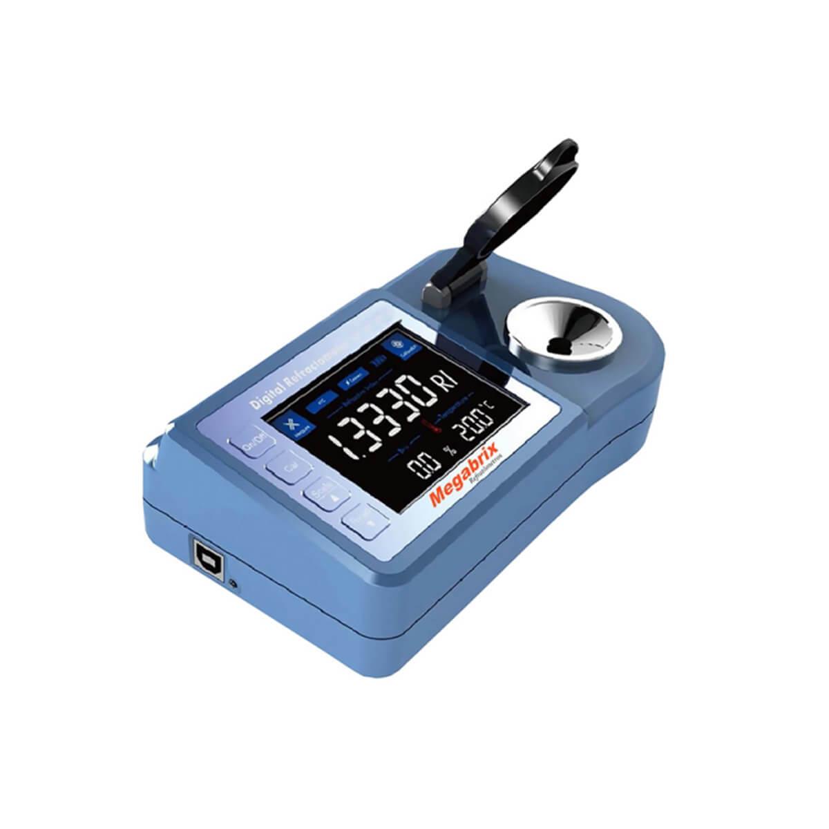 Refratômetro Digital de Bancada Cloreto de Sódio (nacl)