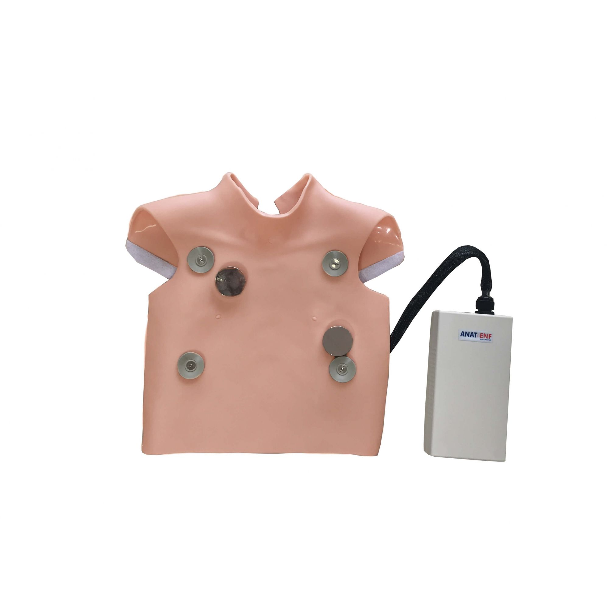 Simulador Infantil para Treino de Suporte Avançado Acls