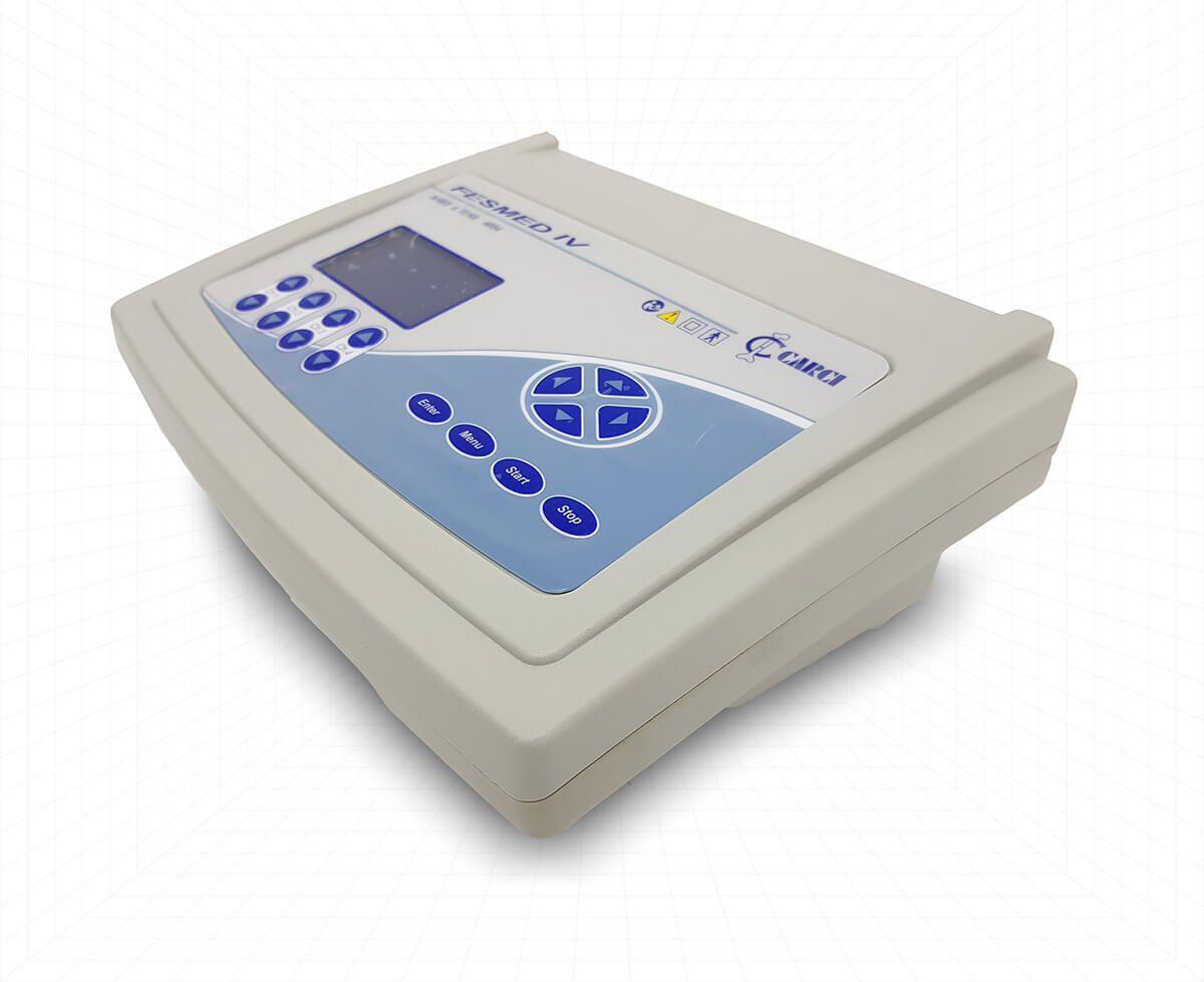 Tensmed Iv Tens Digital 04 Canais Fisioterapia Eletroterapia