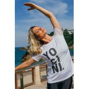 T-shirt Yogini + Collant Leticia Spiller