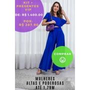 KIT PANTALONA AZUL SOFISTICAÇÃO - ALTAS (setembro)