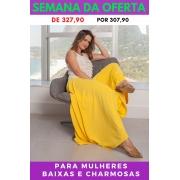 PANTALONA AMARELO PROSPERIDADE - BAIXAS