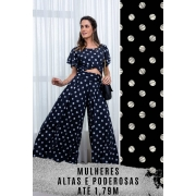 PANTALONA BRIGITTE DOTS -  ALTAS