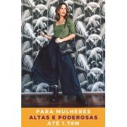 PANTALONA PRETO DIAMANTE CLÁSSICO - ALTAS