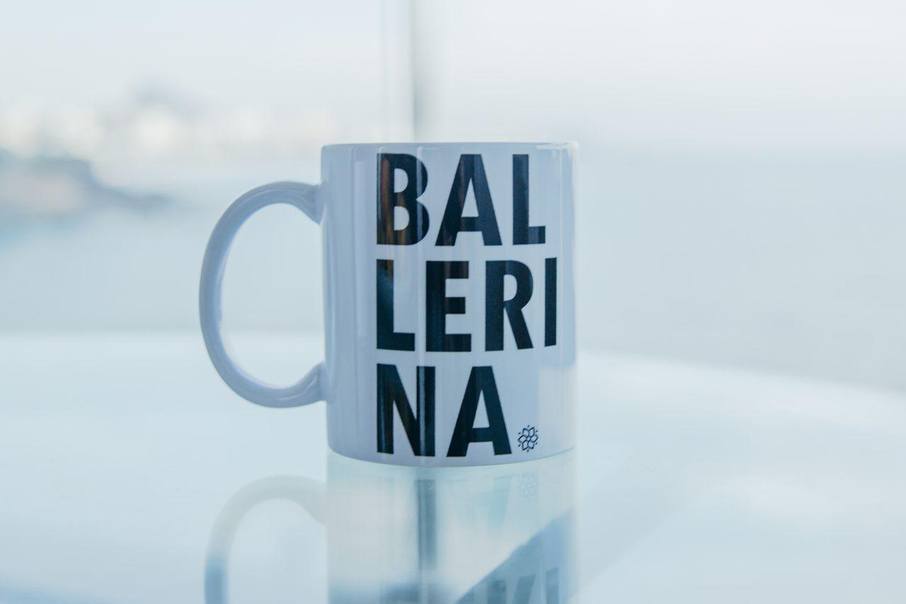 CANECA BALLERINA