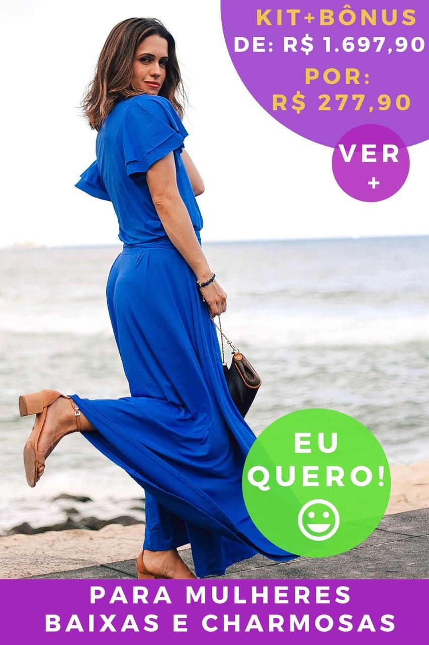 KIT PANTALONA AZUL RECOMEÇO - BAIXAS