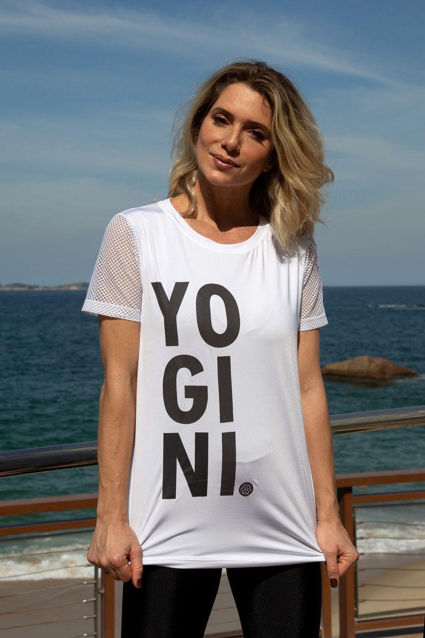 T-SHIRT YOGINI