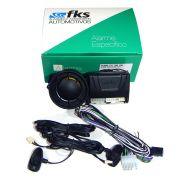 Alarme Automotivo FKS FKI505 CAN  para linha Fiat c conector 6 vias