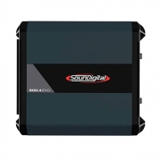 Modulo Amplificador Soundigital SD800.4D EVO4 - 800WRMS - 4OHMS