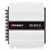 Amplificador Taramps Ds 300x4 Modulo 4 Canais De 75w Rms