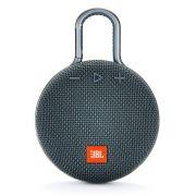 Caixa de Som Portátil JBL Clip 3 Azul  Bluetooth