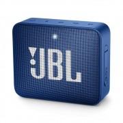 Caixa de Som Portátil JBL Go 2 Blue Bluetooth - Azul