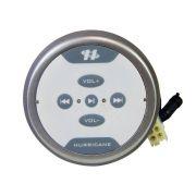Controle Bluetooth Amplificador Hurricane Linha Marine