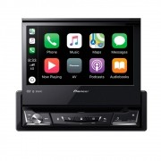 Dvd Player retrátil Pioneer AVH-Z7280TV Bluetooth Waze