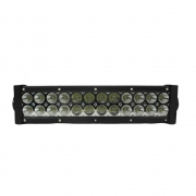 FAROL DE MILHA BARRA DE LED AUXILIAR RAY X LTB2372 C/ 24 LEDS 72W C/ SUPORTE / 10~60V (300X78X65MM) - UNITÁRIO - CÓD.233