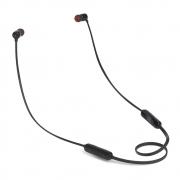 Fone De Ouvido Original Jbl T110bt Bluetooth Preto - T110 Bt - JBL T110BTBLK - BTOOTH PRETO